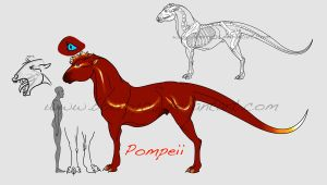 Pompeii Ref Sheet by bberry06