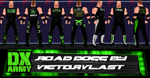 Road Dogg All Attires by VictorVlast94
