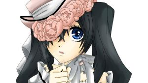 Ciel lineart colored by Ayumi8804