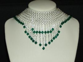 Emerald Chainmail by specialmajick