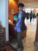 NDK2012 - Bruce Banner by TaintedTamer