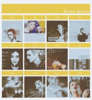 Brian Molko 's iconset1 by wonjin