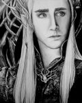 Thranduil by dreamsarehope