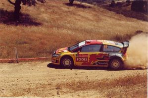 2010, Peter Solberg, Ford, Rally Portugal, Vascao by F1PAM