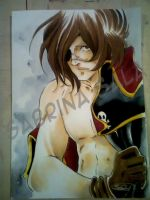 HARLOCK - THE MANTLE... by Maddalehne