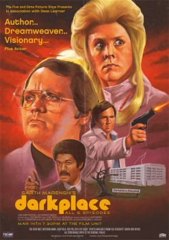 Garth Marenghi's Darkplace by Mute-Art