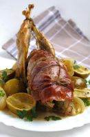 Pheasant with Limes 1 by neongeisha