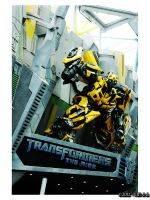 Transformers The Ride by viennidemizerable
