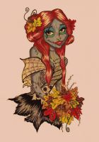 The Pumpkin Bride by RamblinQuixotic