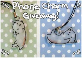 Phone Charm Giveaway! [ENDED] by WanNyan
