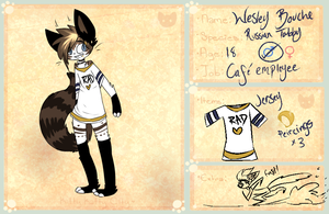 Wesley of Kitty Katty City by PRINCESS-CHEZ