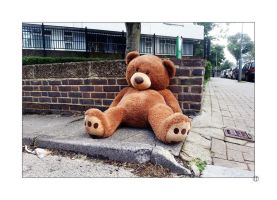 Left For Ted by thejamcascru