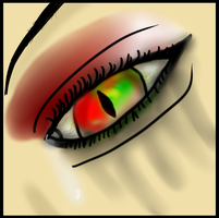 Eye Stage 1 by Almost-Toxic