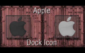 Apple-Dock Icon by GiggsyBest