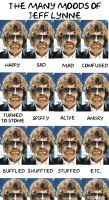 The Many Moods Of Jeff Lynne by Don-O