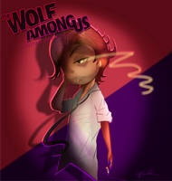 Wolf Among Us~ Bigby by CookieCrazie