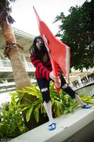 Marceline Cosplay by Ceciliabot