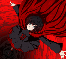 Ruby Rose by StiltsDA