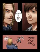 Happy 11121 day by sinister-otaku