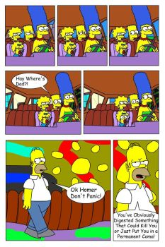 Simpsons Comic Page 22 by silentmike86