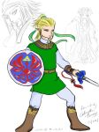 Link in Chinese styled garb by caterpillartomoko