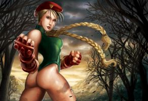 Cammy White by Alayna