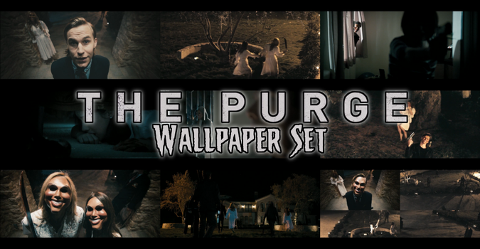 The Purge Wallpapers (1080p) by ditzydaffy