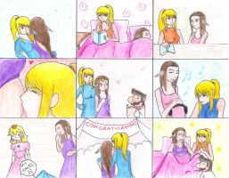 Zelda pregnancy all panels by YaMaNaKaInOcute