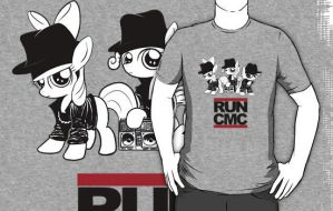 T-Shirt now for sale - RUN CMC by Dori-to