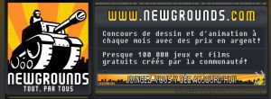 Add for newgrounds by poxpower
