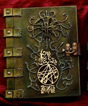 Grimoire of the Old Ones by MrZarono
