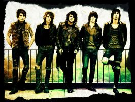 Asking Alexandria by xMasqueradedFacesX