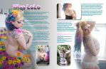 March 2014 Gorgeous Freaks Magazine Issue 27 by xmisslolox