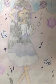 MRA: Gracious Symphony contest entry  by aliciadreamart