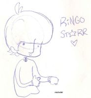 AWH YEAH, RINGO STARR by SiXProductions
