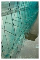 Abstract of Museum of Glass by UrbanRural-Photo