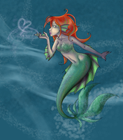 Mermaid by Buhite