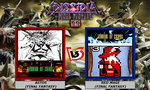 Dissidia ~ Astos VS Red Mage by 4xEyes1987