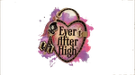 EVER AFTER HIGH  LOGO by frede15