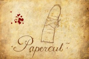 Papercut by none-XIII