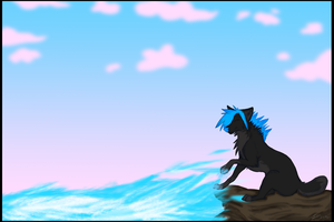 Beautiful Sea by Squishy-Pirate-Mutt