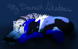 My dearest Shadow by The-Shy-Violinist