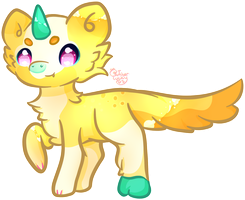 Chimera DTA Entry .:Yollk:. by Ambercatlucky2