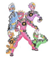 Neo Abaranger by RiderB0y