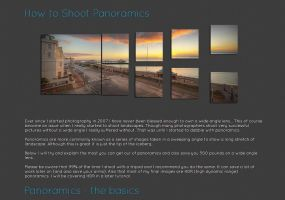 How to Shoot Panoramics by wreck-photography