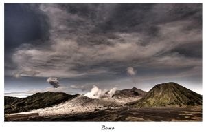Bromo  today by RendyTobing