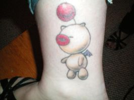 moogle tattoo by Dead-Glowstick