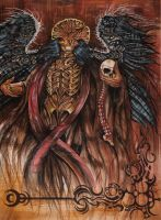 Angel of Death by Jay-Allen-Hansen