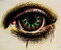 eye by mariquack