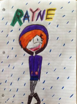 Rayne in the Rain by BriefZ466
